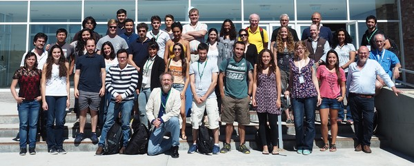 Group picture of participants of a workshop in Viedma, Argentinia (2017) | Photo COSPAR