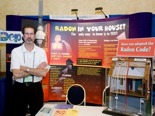 Supplier of protective foil against radon in the US.