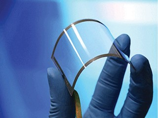 Graphene application: a bendable smart window