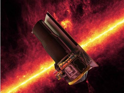 Spitzer Space Telescope | Illustation NASA/JPL