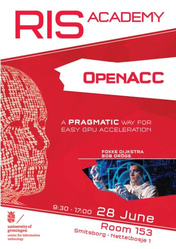 RIS Academy: workshop OpenACC