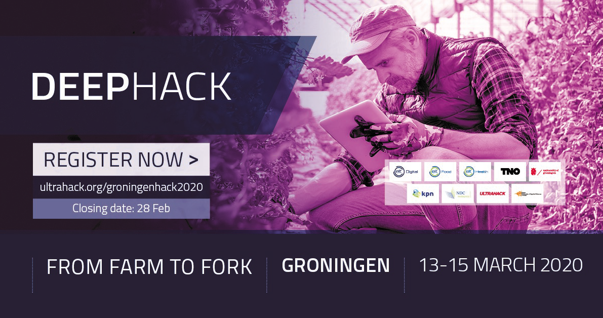 DeepHack From Fark to Fork