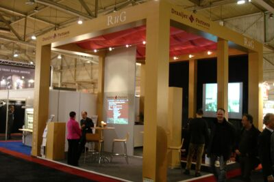 Stand op Facilitair 2005
