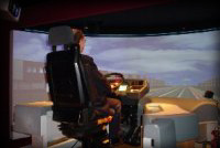 The Phileas driving simulator