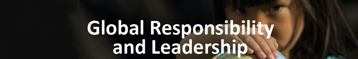 Global Responsibility and Leadership