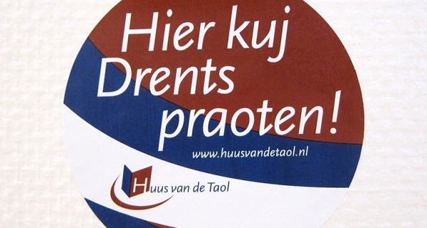Language awereness in Drenthe