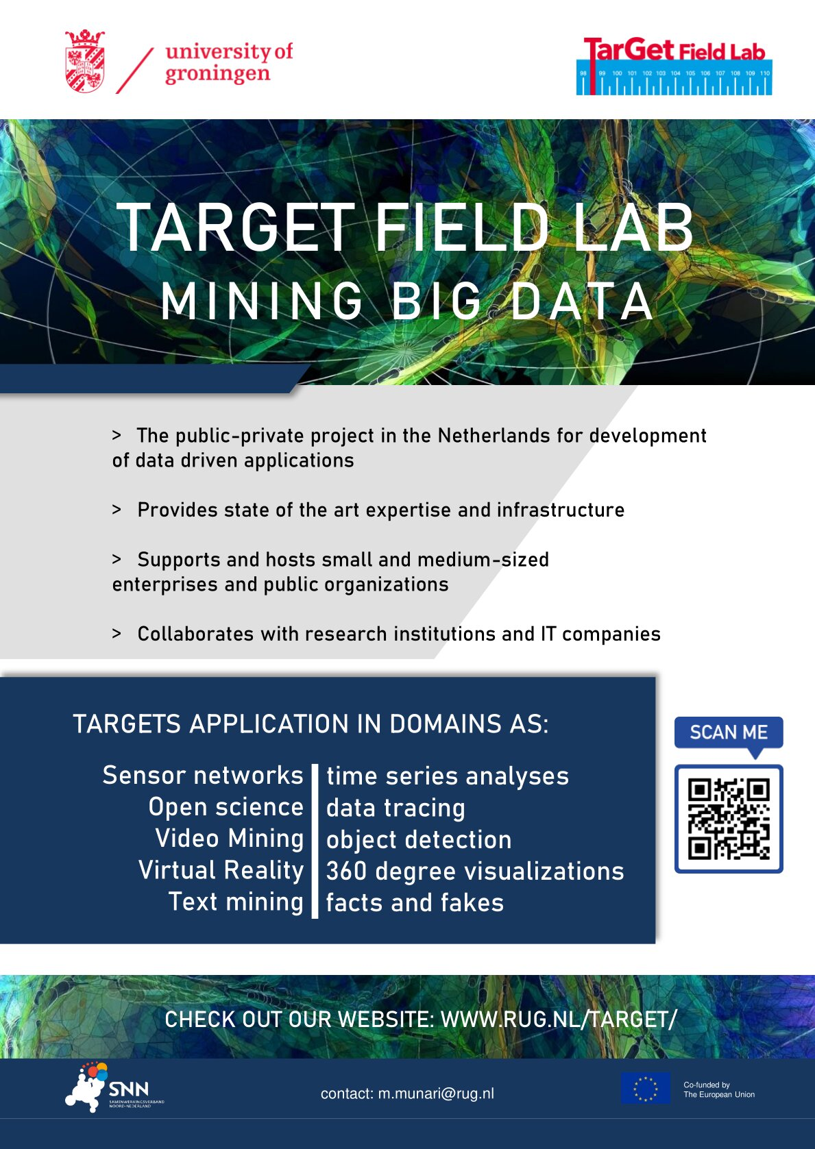 Traget Field LAB FLYER