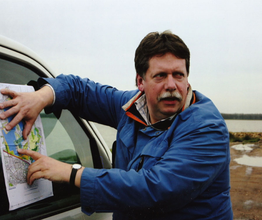 drs. P.J.M. (Paul) van Steen
