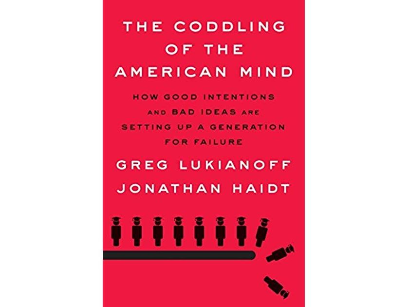 The Coddling of the American Mind by Greg Lukianoff & Jonathan Haidt