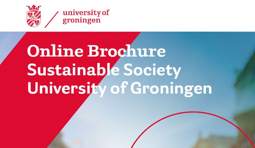 Online brochure Sustainable Society
