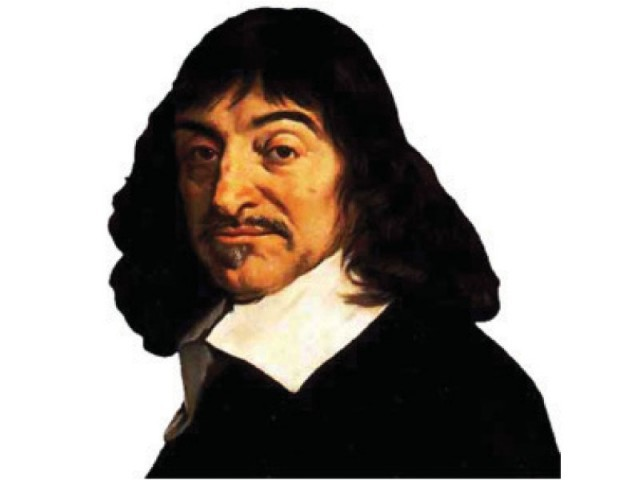 "an examination of descartess views on knowledge Rationalism and knowledge in descartes as a doctrine of the source of knowledge, rationalism is the view also ""truth of fact entails the examination of."
