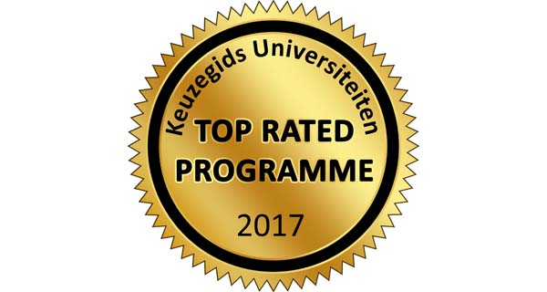 University College Groningen recognised as Top Rated Programme