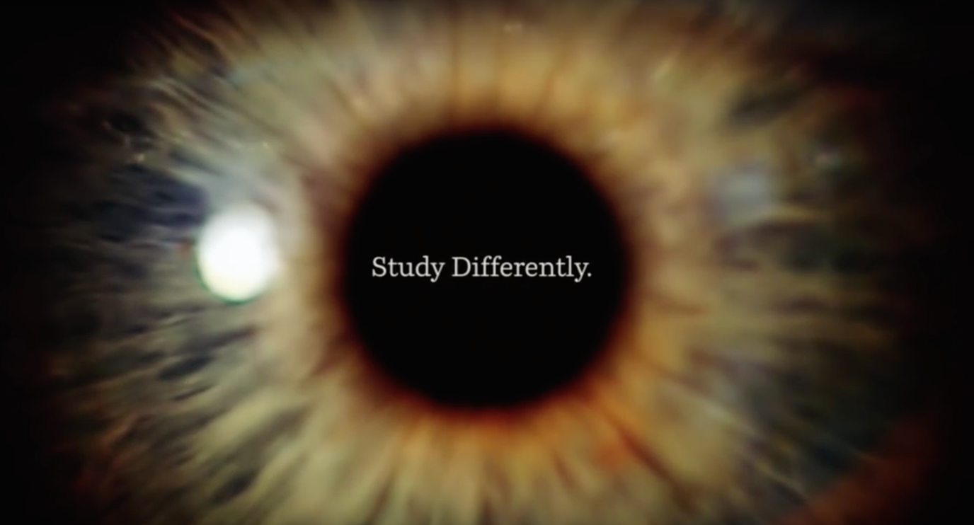 Study differently at UCG