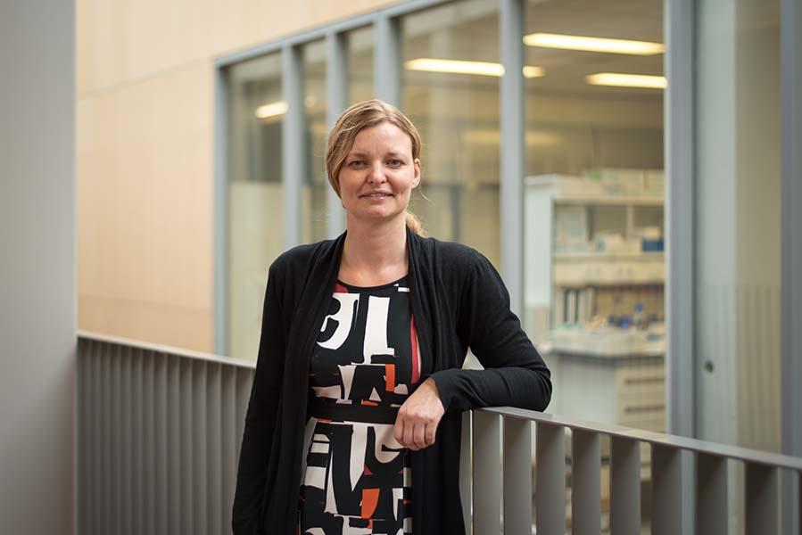 Testimonial of Jolanda Smit, Programme Director