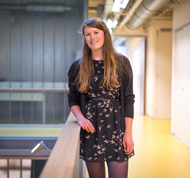 Testimonial of Lisette van Os, student